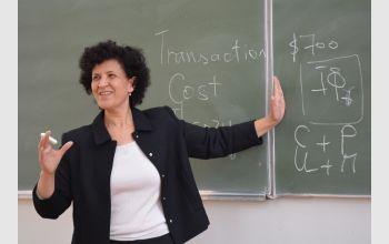 Лекции профессора из Ливана для студентов МГТУ
