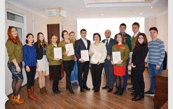 Студенты МГТУ приняли участие в итоговом совещании руководителей студенческих отрядов