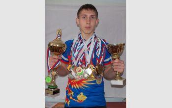 Студент МГТУ стал победителем первенства Южного федерального округа по лёгкой атлетике