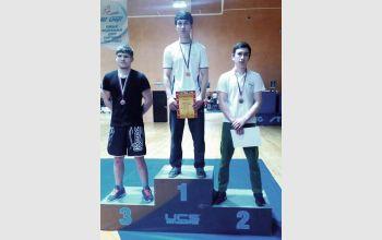 Студент МГТУ стал победителем чемпионата и первенства ЮФО по ушу