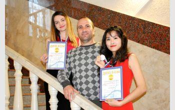 Студенты МГТУ стали дипломантами и лауреатами фестиваля «Жемчужины Майкопа»
