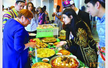«Народы сближает не только дружба, но и кухня!»