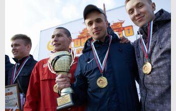 Студенты из военной академии им. А.В. Хрулёва стали победителями Гонки ГТО «Путь Победы»