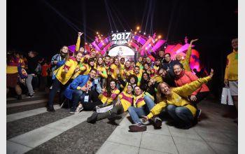 Участие представителей ГУМРФ имени адмирала С.О. Макарова в XIX Всемирном фестивале молодежи и студентов