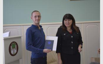 Студенты - экстерны из донецка получили дипломы МГТУ