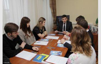 Студенты МГТУ обсудили вопросы молодёжной политики