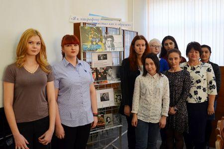 Студенты МГТУ отметили 80-летие Владимира Высоцкого