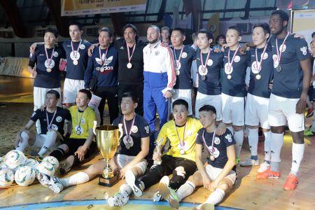 Сборная СВФУ по мини-футболу – призер Всероссийского соревнования