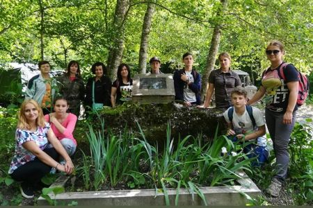 Экологическая акция в День окружающей среды от студентов МГТУ
