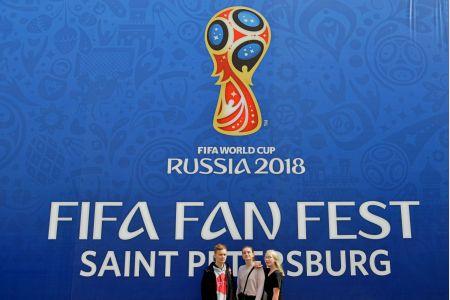 Взгляд с трибуны: футбольная эйфория в Санкт-Петербурге