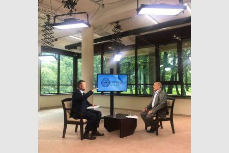 Интервью ректора СПбГУТ о фестивале «РеПост»