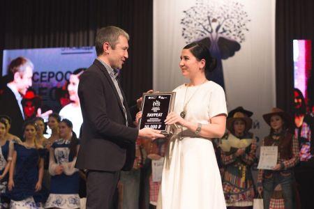 Студентка МГТУ стала лауреатом Всероссийского фестиваля дизайнеров «ЭТНОМОДА 2018»