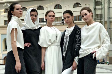 Студентки МГТУ стали победительницами международного конкурса модельеров и дизайнеров  «КУТЮРЬЕ ГОДА»
