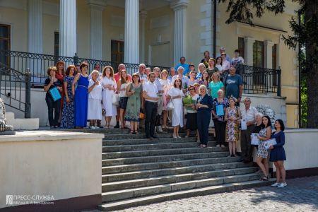 Ботаническому саду им. Н. В. Багрова – 15 лет!