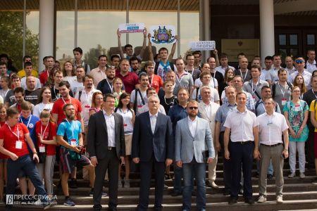 Создать за 36 часов: «Цифровой прорыв» в Крымском федеральном университете