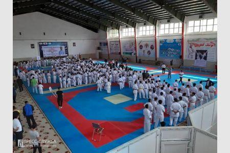 Спортсмены КФУ выиграли золотые медали на чемпионате Евразии по киокушинкай карате