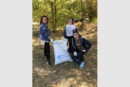 Студенты КФУ присоединились к Всероссийскому экологическому движению «Вода России»