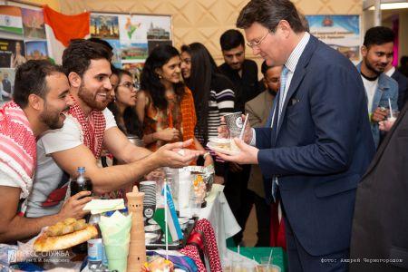 КФУ планирует увеличить количество иностранных студентов в два раза