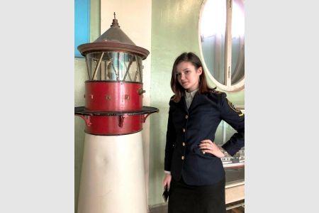 «Макаровка – кузница настоящих моряков!»