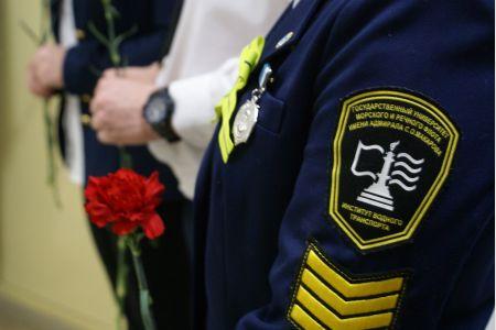 ГУМРФ - ко Дню полного освобождения Ленинграда от фашистской блокады